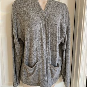 American Eagle Gray Soft and Sexy Sweater